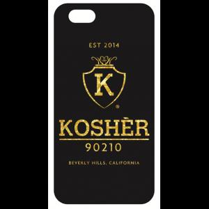 Kosher 90210 iPhone 6 Lifestyle Case BLKGLD